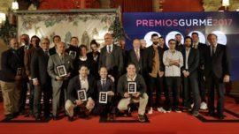 José Avillez y los premios Gurmé en Sevilla