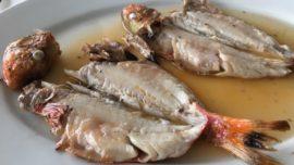 Marea Alta, el mejor pescado en Barcelona