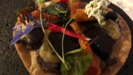 La cocina de las fondas en el menú de Punto MX