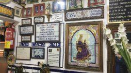 Homenaje a Casa Eme, Sevilla