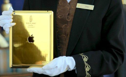 Un iPad de oro, nuevo conserje virtual del hotel más lujoso del mundo
