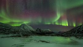 Auroras boreales: 5 minutos inolvidables