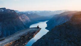 El vídeo más hermoso de Noruega