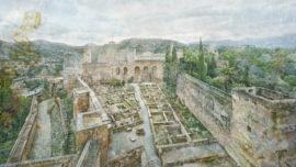 De la Alhambra, Fernando Manso y los pioneros de la fotografía en España