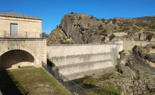 El Pontón de la Oliva: la primera gran presa construida en Madrid (y el primer gran desastre)