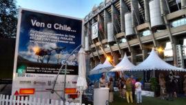Chile apuesta por el turista español