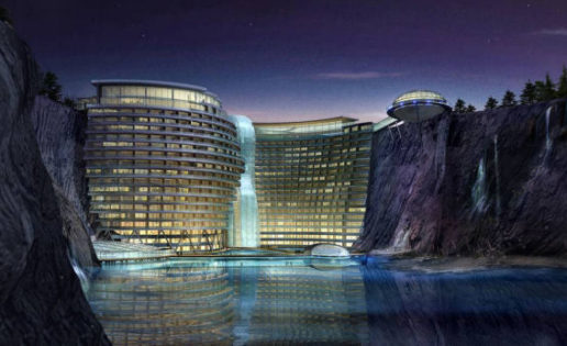 El hotel más raro del mundo