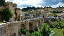 Toledo se encapsula para recordar el tiempo de la convivencia