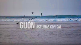 """Gijón, Asturias con sal"""