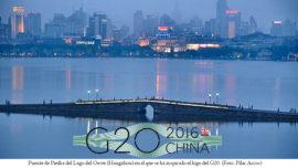 Hangzhou, cumbre del G20 y del turismo chino