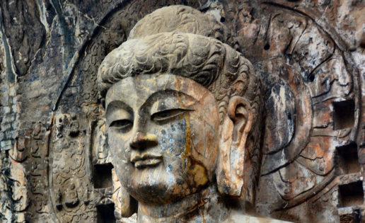 Y el Buda se hizo piedra en Longmen