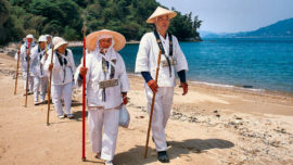 """Shikoku, el """"Camino de Santiago"""" japonés"""