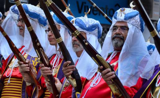 Villena, las mayores Fiestas de Moros y Cristianos