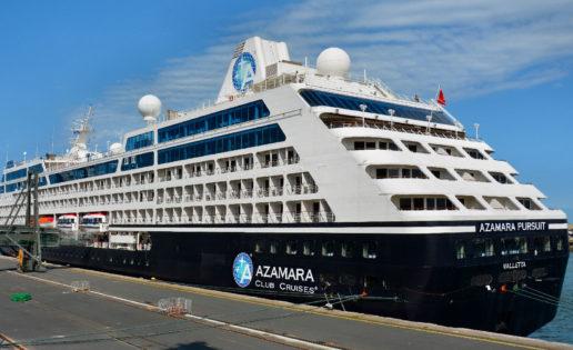 8 motivos por los que el Azamara Pursuit es un crucero diferente