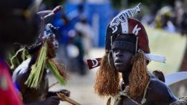 Bijagós, el carnaval más primitivo