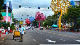 """Las """"arbolatas"""" de Managua"""