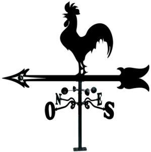 El gallo de la veleta