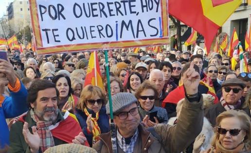 Día 1 de investidura: Sánchez, Casado y Abascal