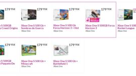 Xbox One S casi regalada por 179,95€