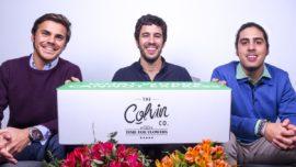 Colvin, la startup catalana que intenta innovar en el mercado de las flores