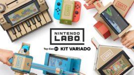 Nintendo vuelve a sorprender con Labo para Switch