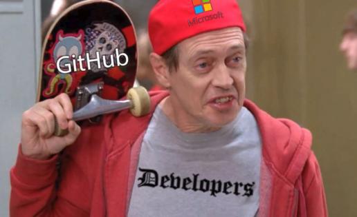 Microsoft intenta congraciarse con los desarrolladores de software y compra Github