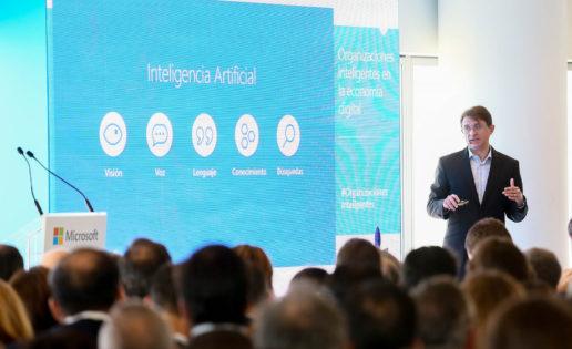 Microsoft a la cabeza del desarrollo de la inteligencia artificial responsable