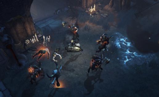 Diablo III ha encontrado su plataforma perfecta en Nintendo Switch