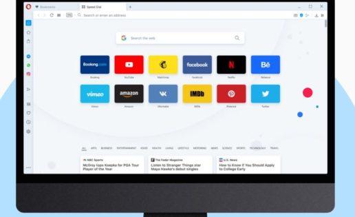 El navegador Opera vuelve con Instagram y VPN integrados para la seguridad