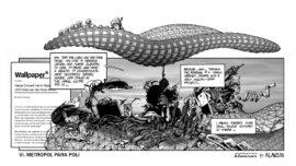 Satirizar la arquitectura. Entrevista a Klaus (2ª parte)