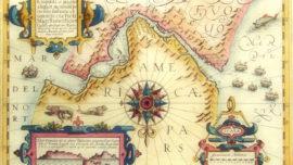"""""""El Canal de Todos los santos"""". Una increíble expedición,  fuente de  bellos mapas."""