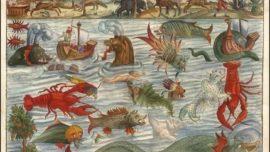 Bestiario marino, seres y voces en aguas medievales…