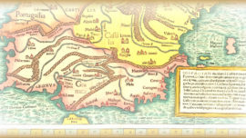 Andalucía sus trazos y sus vidas, mapas en el tiempo.