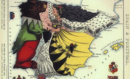Historietas versus Cartografías