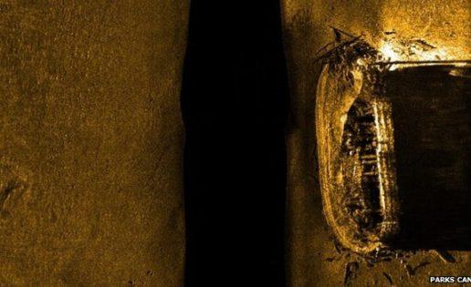 Hallan un barco de la expedición perdida de John Franklin al Ártico