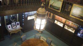 La batalla del Mar Océano y un homenaje en el corazón del Museo Naval