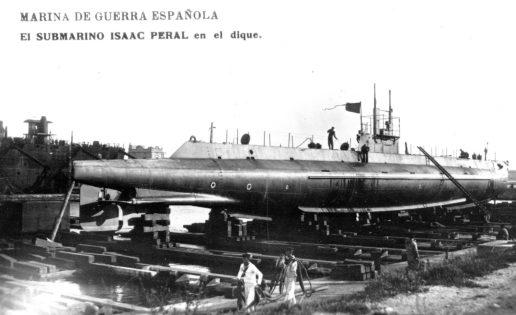 El bautismo de fuego de los submarinos españoles