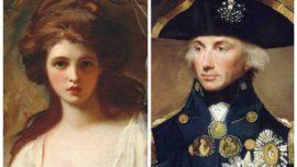 Nelson in love: las cartas a Lady Hamilon poco antes de Trafagar