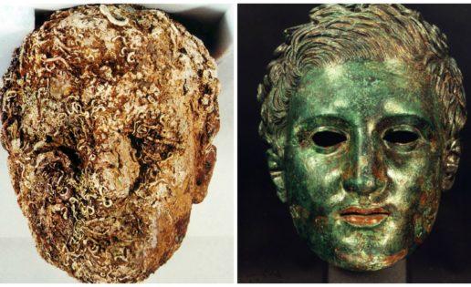 El atleta griego que salió del mar, en el British Museum