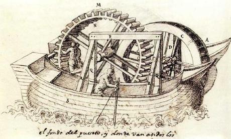 ¿Porqué no hubo navegación a vapor en el siglo XVII español? A propósito de la ciencia española.