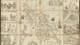 Un antiguo mapa español puede cambiar el resultado del litigio internacional marítimo más importante de nuestro tiempo
