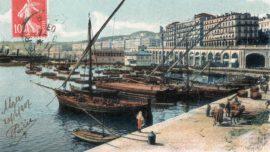"""Puertos del siglo XIX. Al-Ŷazā'ir, la """"protegida"""" del Mediterráneo."""
