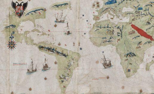 Un tesoro cartográfico de Giovanni Vespucci en el Museo del Prado