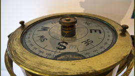 La brújula: un invento decisivo en la Historia