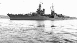 El descubrimiento del USS Indianápolis. El recuerdo que emerge de las profundidades