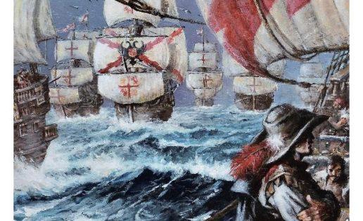 La Gran Armada de Felipe II: un caso de naufragio (y de rescate) de la historia misma