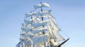 "Navegando en la ""Libertad"""