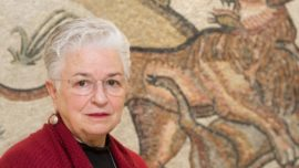 Fallece Pilar Luna, pionera de la arqueología subacuática