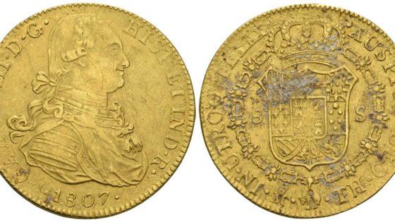 Venden monedas de un pecio español ¿hallado en Cuba?